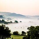 Cumbria dawn 1 by Gary Power