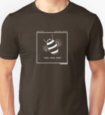 Wildlife #42 - A bee using a vibrator Unisex T-Shirt
