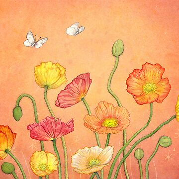 Poppies for my Grandfather by LauraGrogan