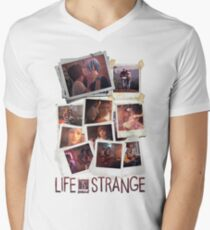 Pictures Men's V-Neck T-Shirt