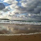 Cloudy Reflection by Joanna Jeffrees