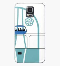 Lake Buena Vista Peoplemover Case/Skin for Samsung Galaxy