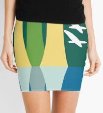 Lake Buena Vista Classic Logo Mini Skirt