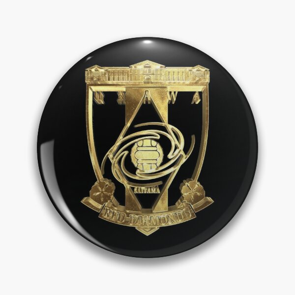 My Golden Saitama Football Urawa Red Ultras Hooligans Japan Pin