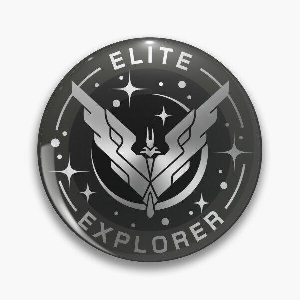 Elite Explorer Pin
