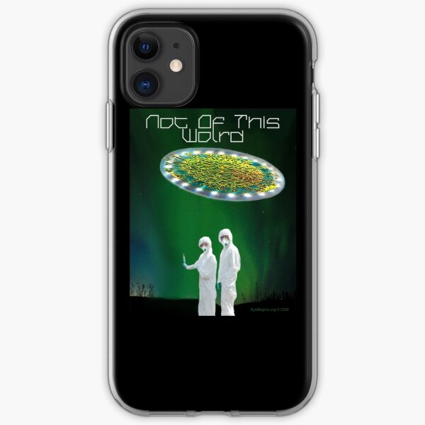 Not of This World iPhone Soft Case