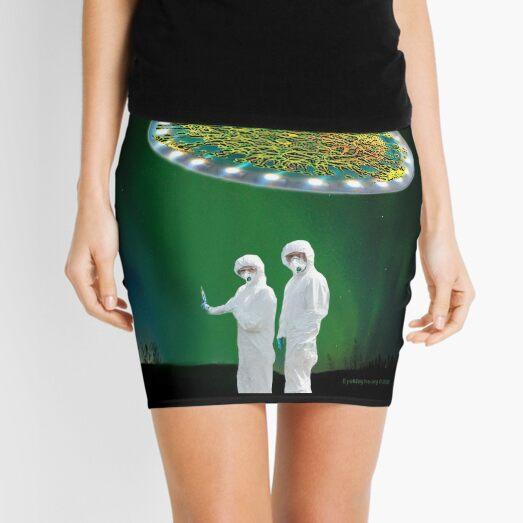 Not of This World Mini Skirt