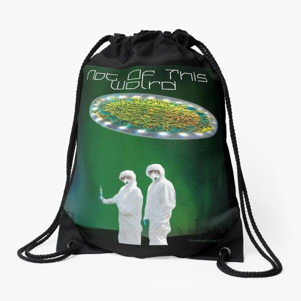 Not of This World Drawstring Bag