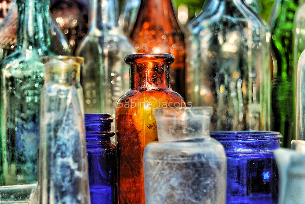 Magic Potion by Sabine Jacobs