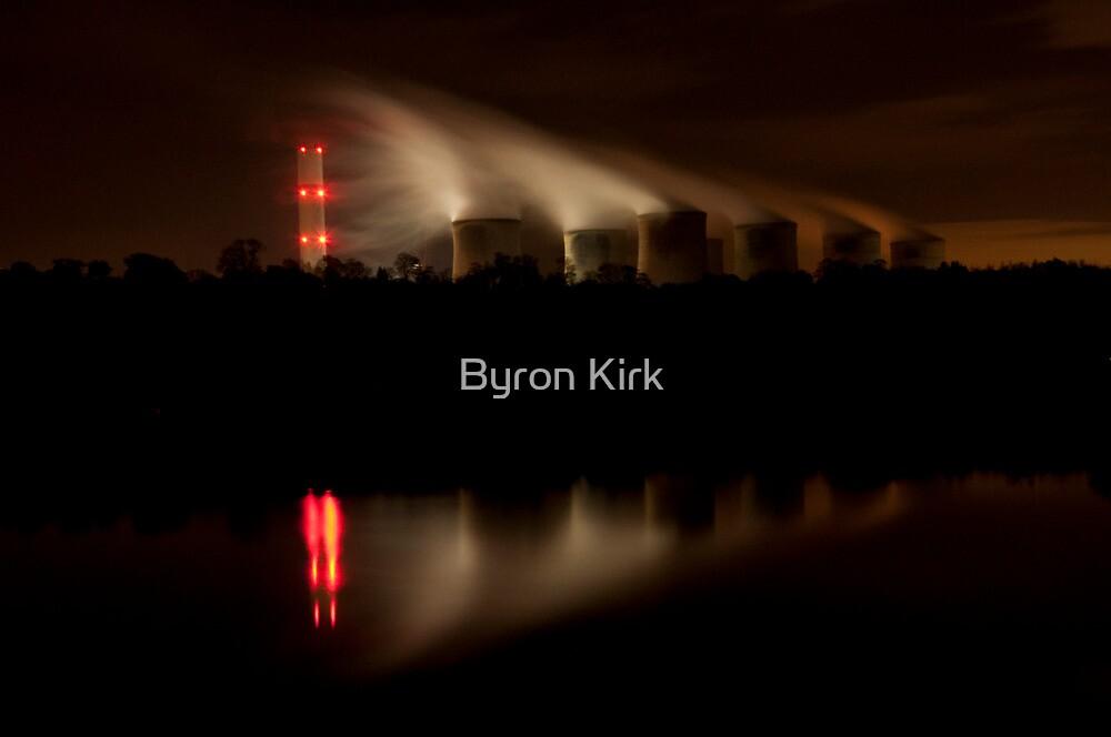 Powerstation by Byron Kirk