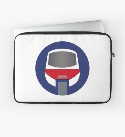 Monorail Logo Laptop Sleeve