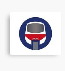 Monorail Logo Canvas Print