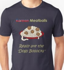 'Korean Meatballs...' T-Shirt