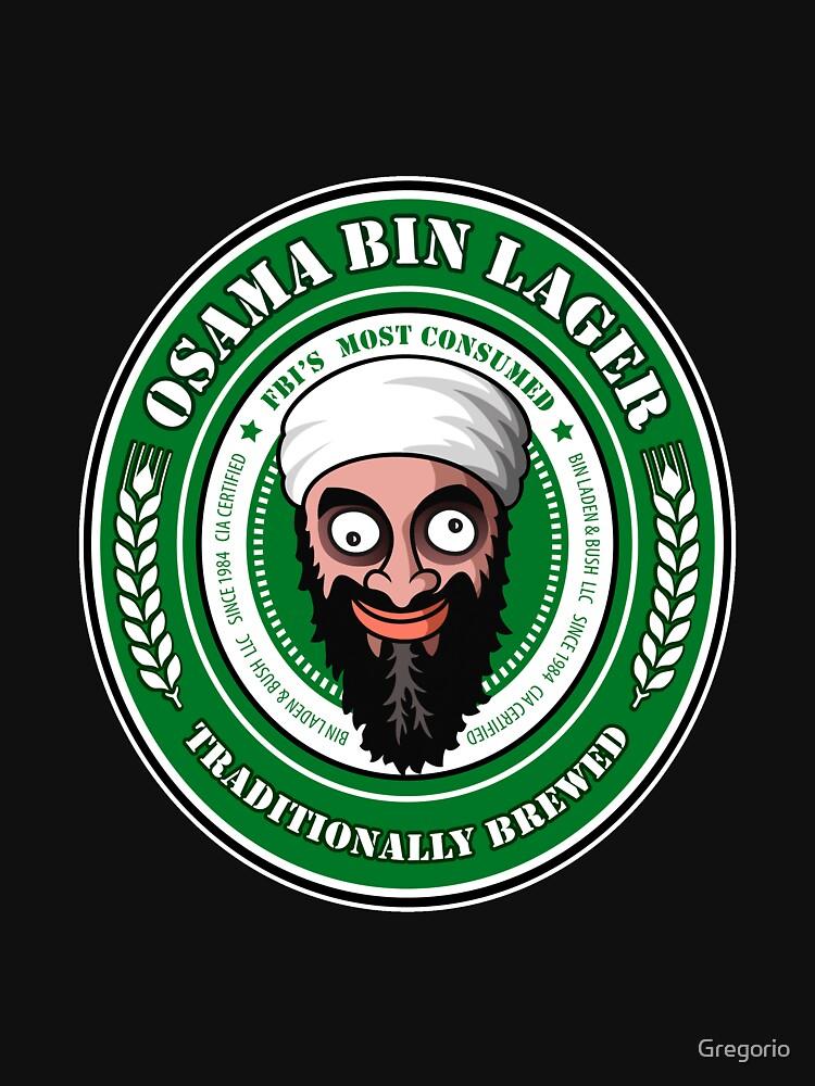 Osama Bin Lager by Gregorio
