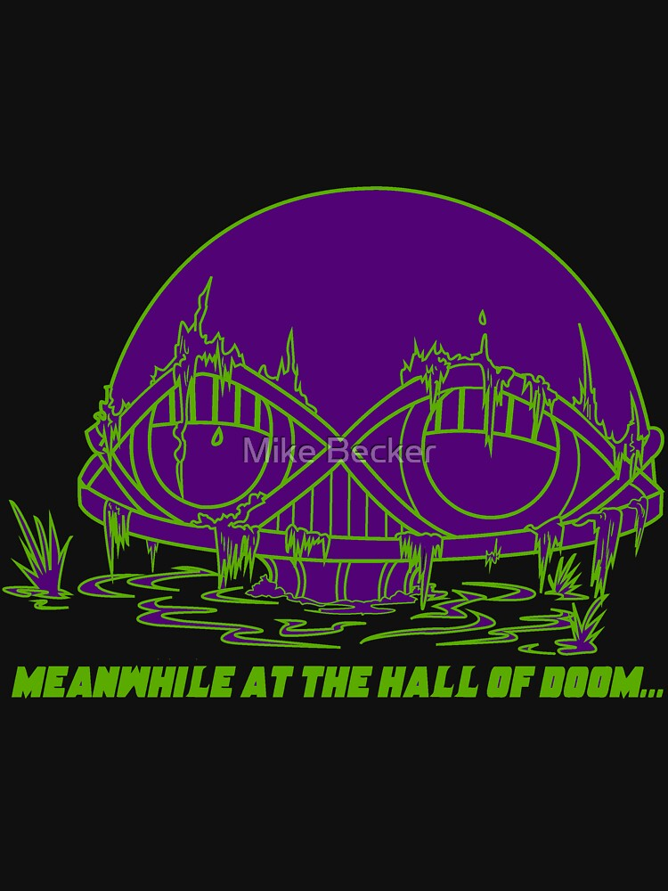 Meanwhile at the Legion of Doom | Unisex T-Shirt