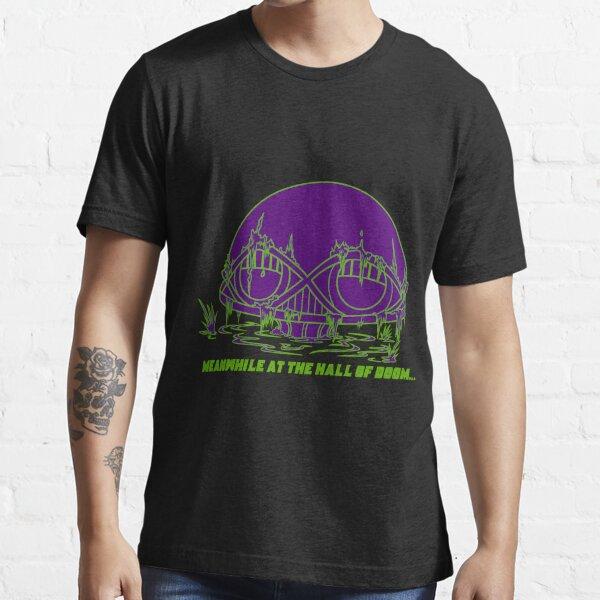 Mientras tanto, en la Legion of Doom Camiseta esencial