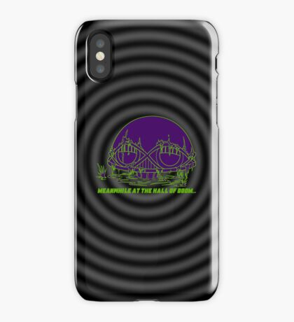 Meanwhile at the Legion of Doom iPhone Case