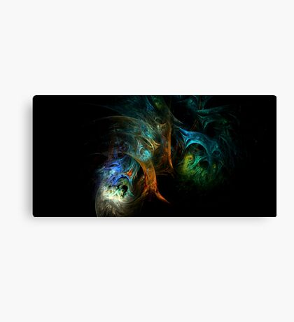 Fairy Tale Forest #1 Canvas Print