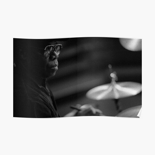 Andrew Cyrille Poster