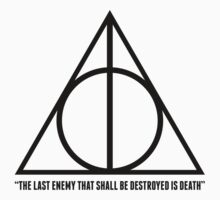 deathly hallows and death