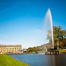Chatsworth Emperor Fountain by Jon Bradbury