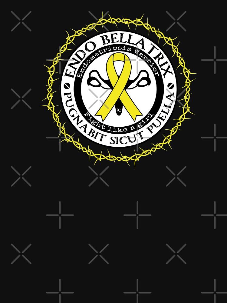 Endometriosis Warrior, Endometriosis, Endo by PrintChutney