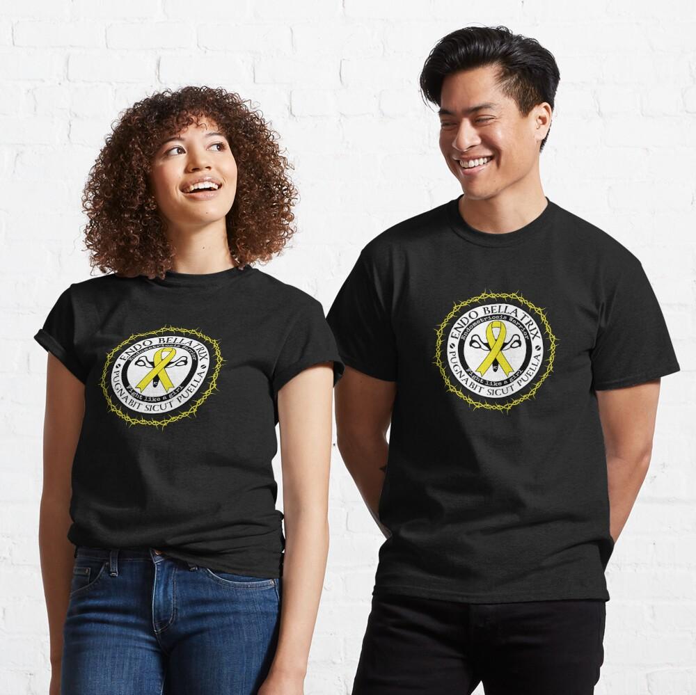 Endometriosis Warrior, Endometriosis, Endo Classic T-Shirt