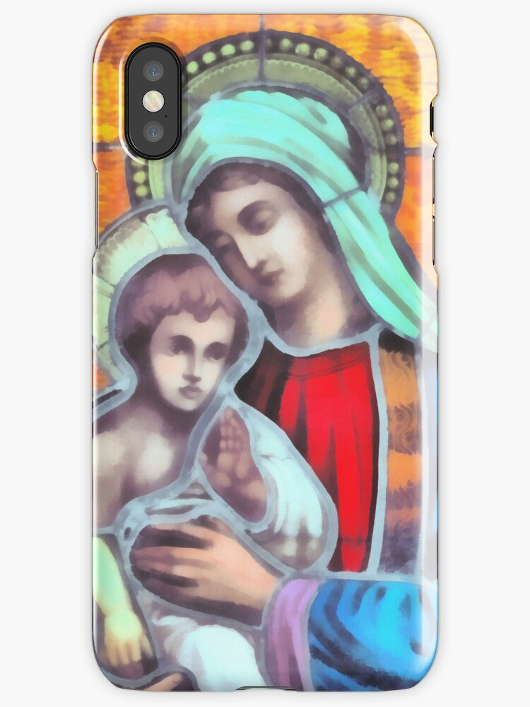 A King Is Born iPhone Case by leapdaybride