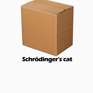 Schrödinger's cat by TexTs