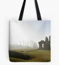 Castle at Dawn Tote Bag