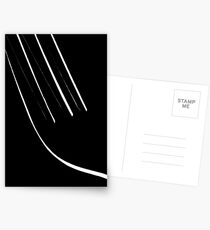Pronged and Pointed Postcards