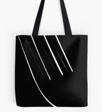 Pronged and Pointed Tote Bag