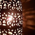 Table Lamp Lantern. by JAWPhotography
