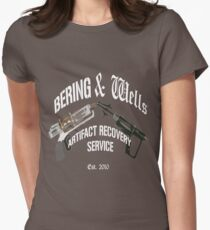 Bering and Wells  Womens Fitted T-Shirt