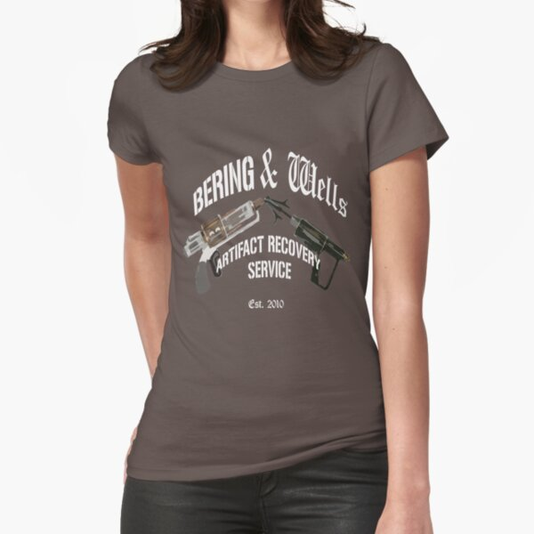 Bering and Wells  Fitted T-Shirt