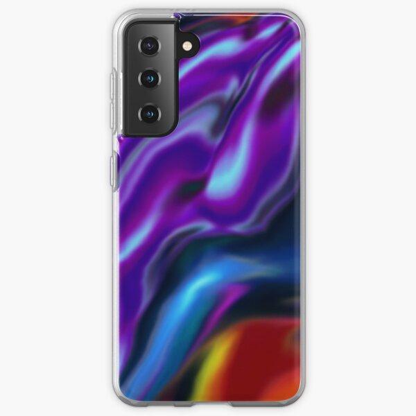 A Flowing Vision Samsung Galaxy Soft Case