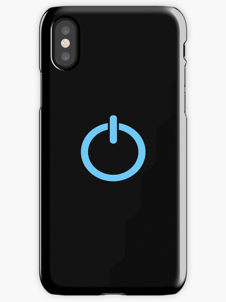 Power Up! - Blue by Paul Gitto