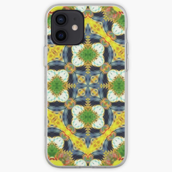 Royal Neon iPhone Soft Case