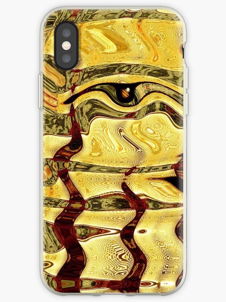 IPhone Case - GOLDENEYE by Ginny Schmidt