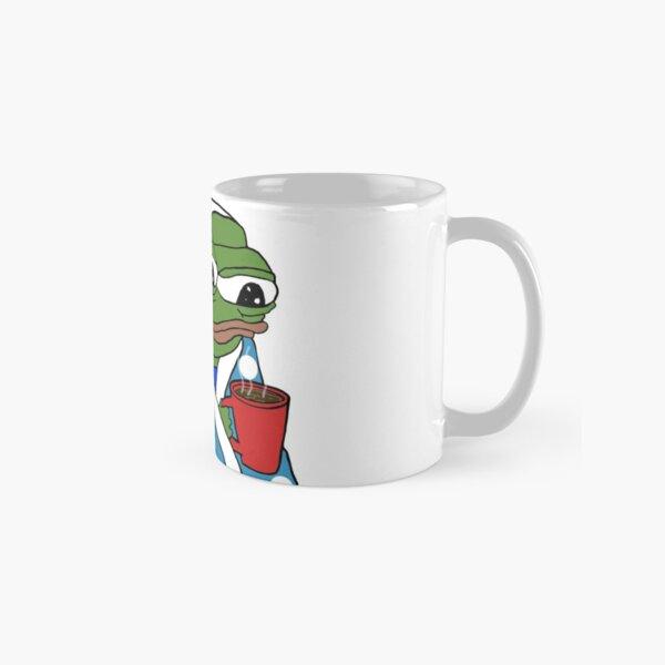 Coffee Peepo  Classic Mug