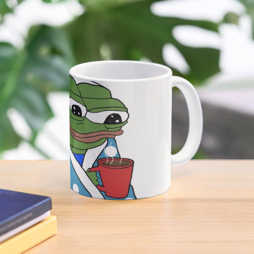 Coffee Peepo  Mug