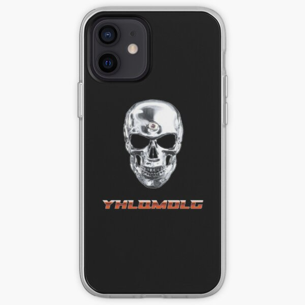 Bad Bunny YHLQMDLG (New Album) Skull Design iPhone Soft Case