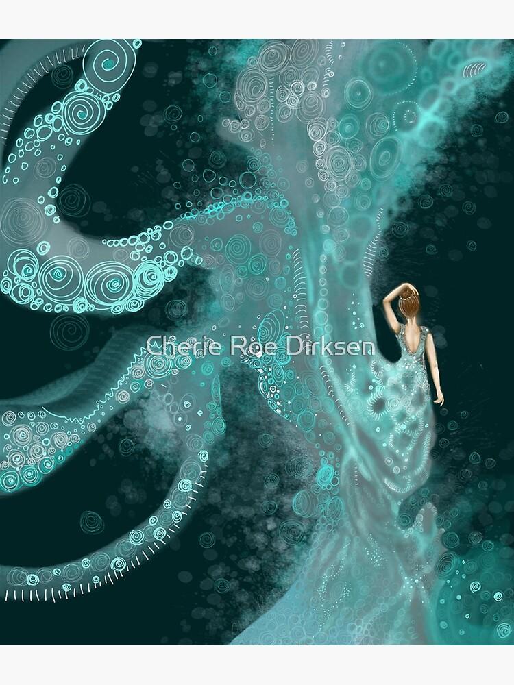 The Water Nymph by cheriedirksen