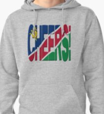 Namibian cheers Pullover Hoodie