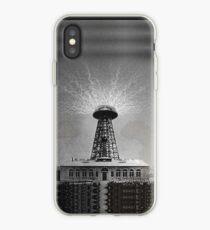 Wardenclyff Tower iPhone Case