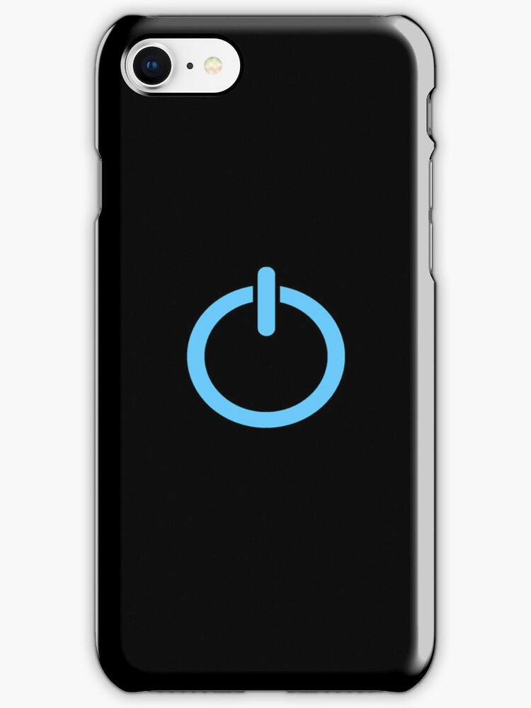 Power Up logo! - Blue by Paul Gitto