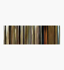 Moviebarcode: O Brother, Where Art Thou? (2000) Photographic Print