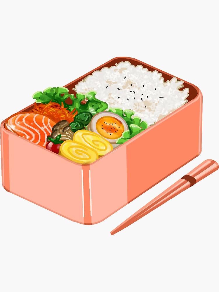 Pink Bento Box by allsystemsmo