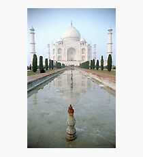 The Taj Mahal Photographic Print
