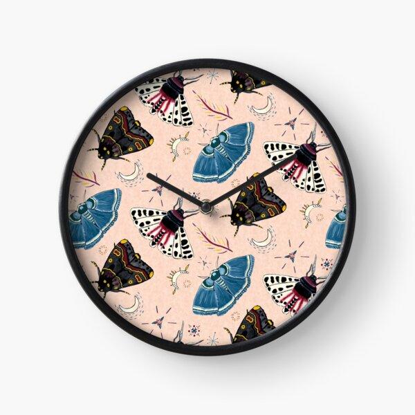 Flutter and Fuzz Clock